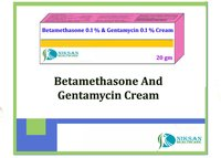 Betamethasone And Gentamycin Cream