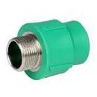 ppr brass male threaded socket