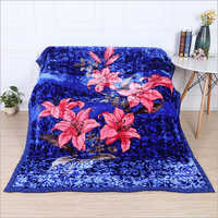 AC Floral Printed Blanket