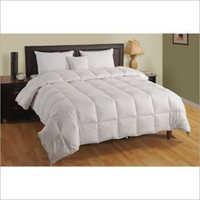 Single Bed Plain Quilt