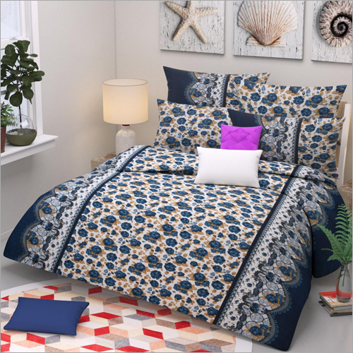 Bed Printed Quilt