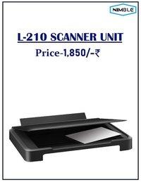 SCANNER UNIT (L-210)