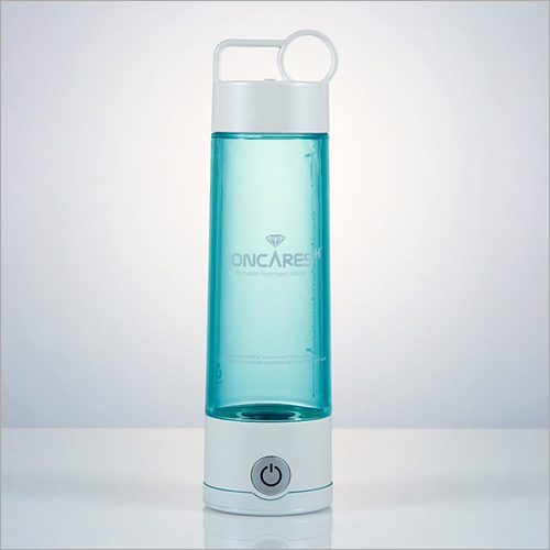 Portable Hydrogen Water Generator Bottle - PEM Technology