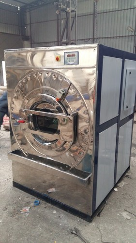 Front Loading Industrial  Washing Machines