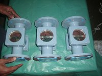 Rotary Wheel Flow Glass