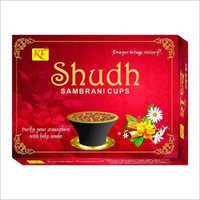 Herbal Sambrani Cup