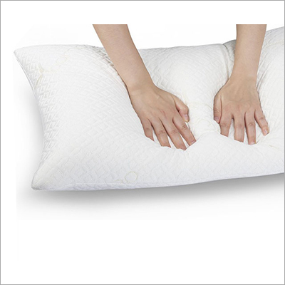 Cotton Memory Foam Pillow