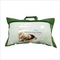 Memory Foam White Pillow