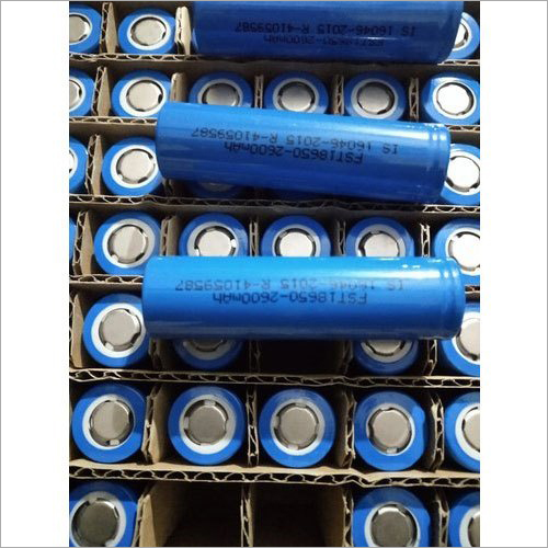 2600mAh Rechargeable Li-on Battery
