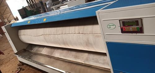 Saree Roll Polishing Machine