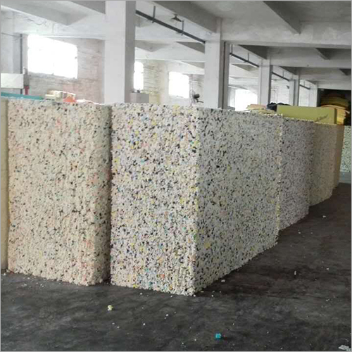 Rebonded Foam Block