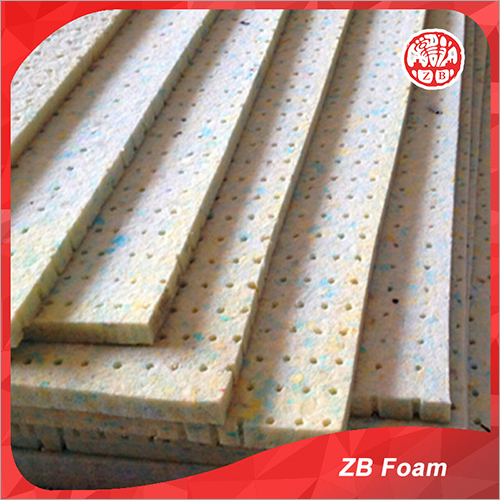 Rebonded Foam And Block