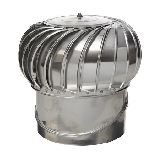Industrial SS Roof Ventilator