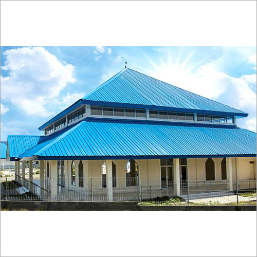 Hall Roofing Shed Sheet