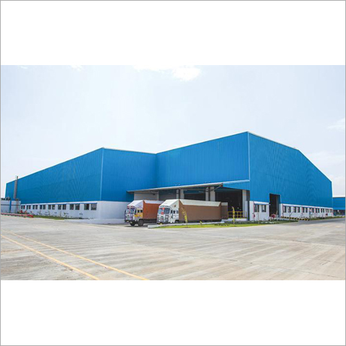 Industry FRP Roof Shed