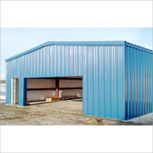 Blue Roof Shed Sheet