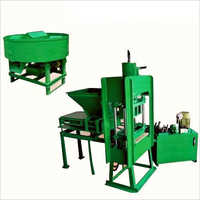 Electric Fly Ash Bricks Machine