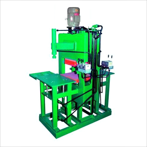 Center Press Fly Ash Brick Making Machine
