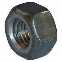 Metallic Grey High Tensile Nut
