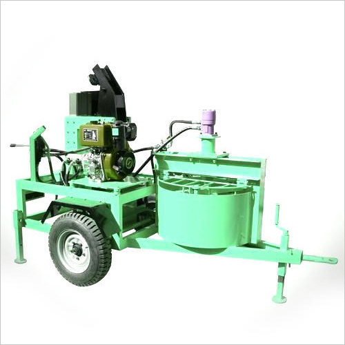 Clay Block Making Machine