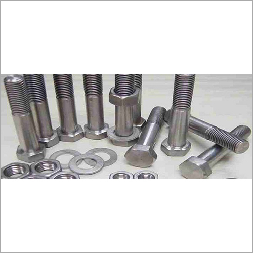Inconel Bolt And Nut