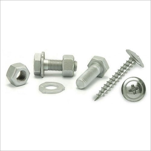 Monel Bolt And Nut