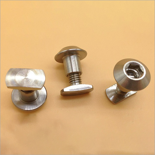 Titanium Bolt And Nut