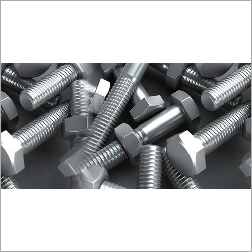 Duplex Bolt And Nut