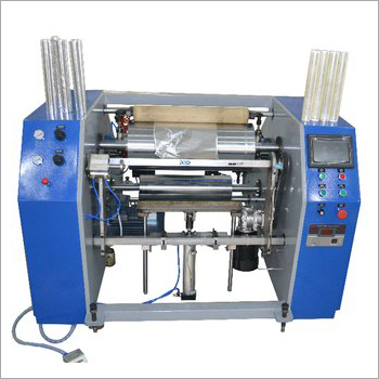 Automatic House Foil Rewinding Machine