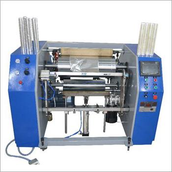 Automatic House Foil Rewinding Machine