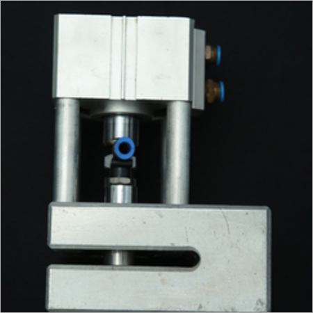 Vertical Type Pneumatic D Cut Punch
