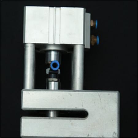 Vertical Type Pneumatic D Cut Punch