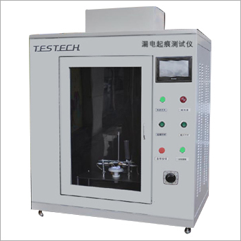 Tracking Indices Of Solid Insulating Materials Test Machine
