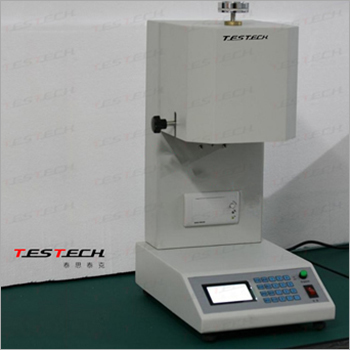 Melt Mass Flow Rate Test Machine