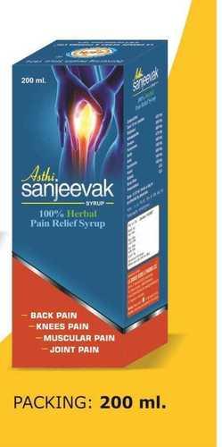 LGH Asthi Sanjeevak Syrup