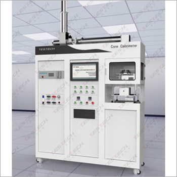 Cone Calorimeter Heat Release Test Machine