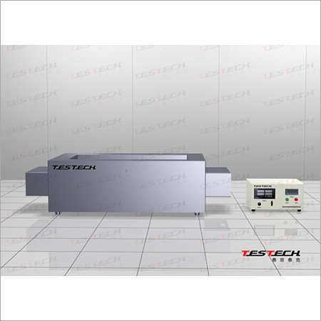 Thermal Insulation Materials Maximum Use Temperature Test Machine
