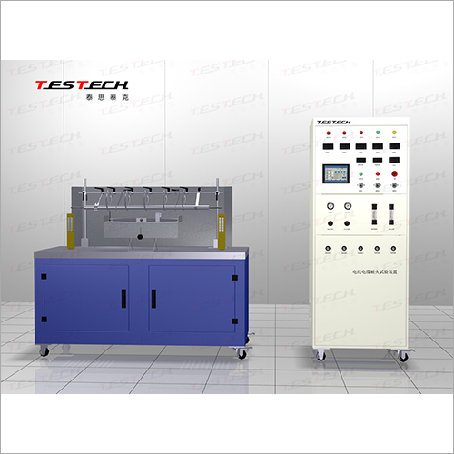 Wire And Cable Fire Test Machine