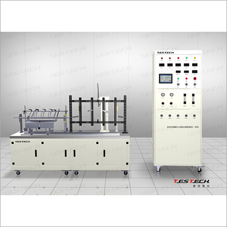 Wire Fire Resistance And Mechanical Shock Testing Machine