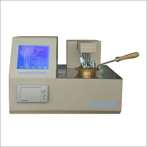 Tag Closed Cup Auto Flash Point Analyser