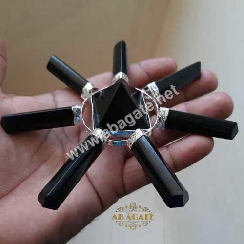 Black Pyramid Energy Generator