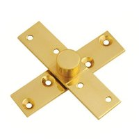 Brass Pivot Bearing Hinges