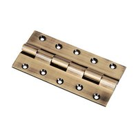 Brass Railway Slow Movement Hinges
