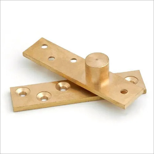 Brass Side Pivot Hinges