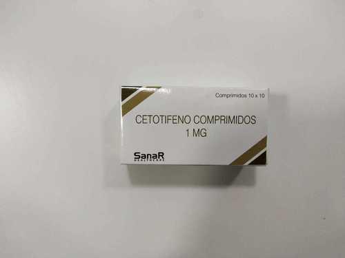 Cetotifeno Comprimidos