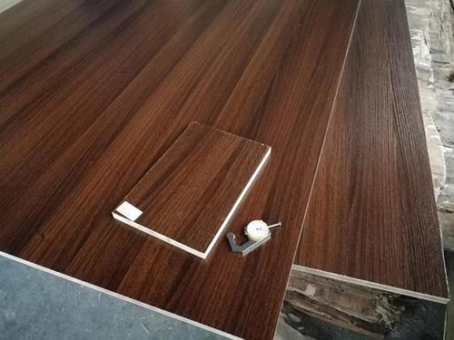 Melamine film faced furniture block boards