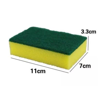 Rectangular Sponge Scouring Pad