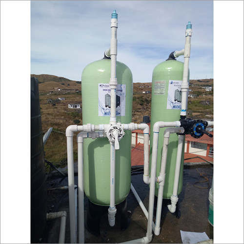 Commercial Water Softener Plant
