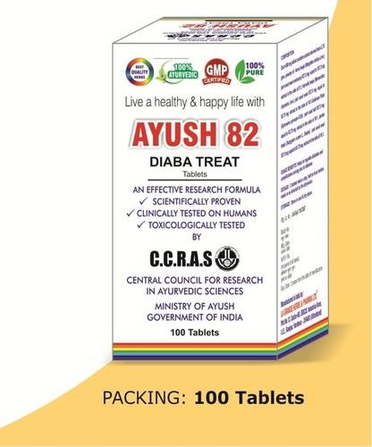 LGH Ayush 82 Diaba Treat Tablets