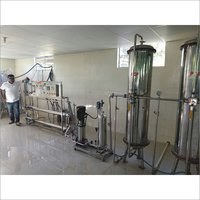Automatic Drinking Water Packaging Plant